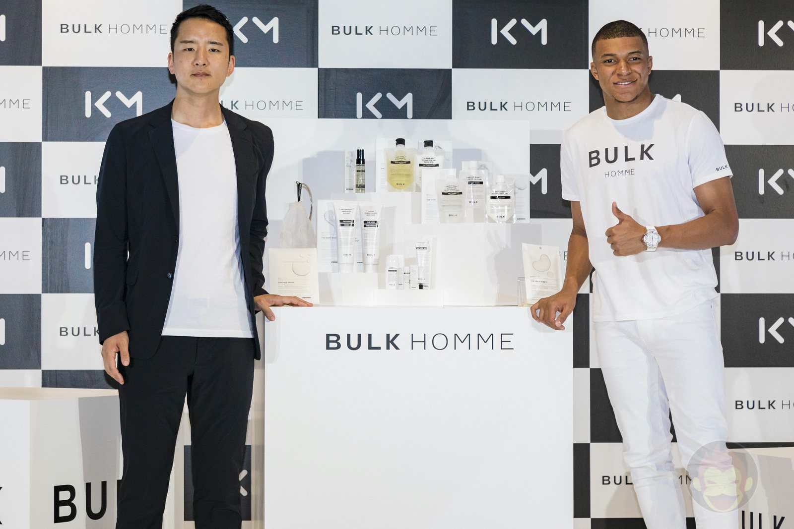 BULK HOMME Pop Up Store 19