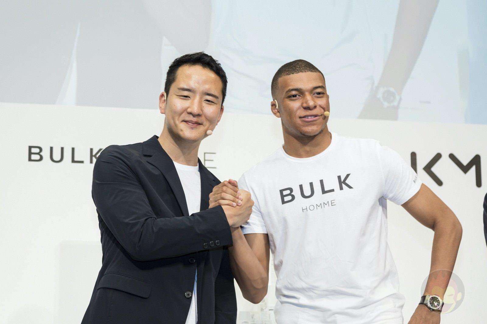 Bulk Homme Global Partnership