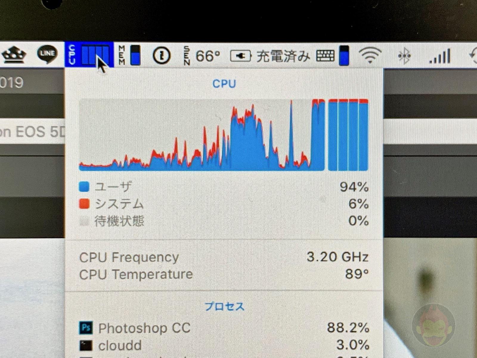 Editing Photos on MacBook Pro 13 02
