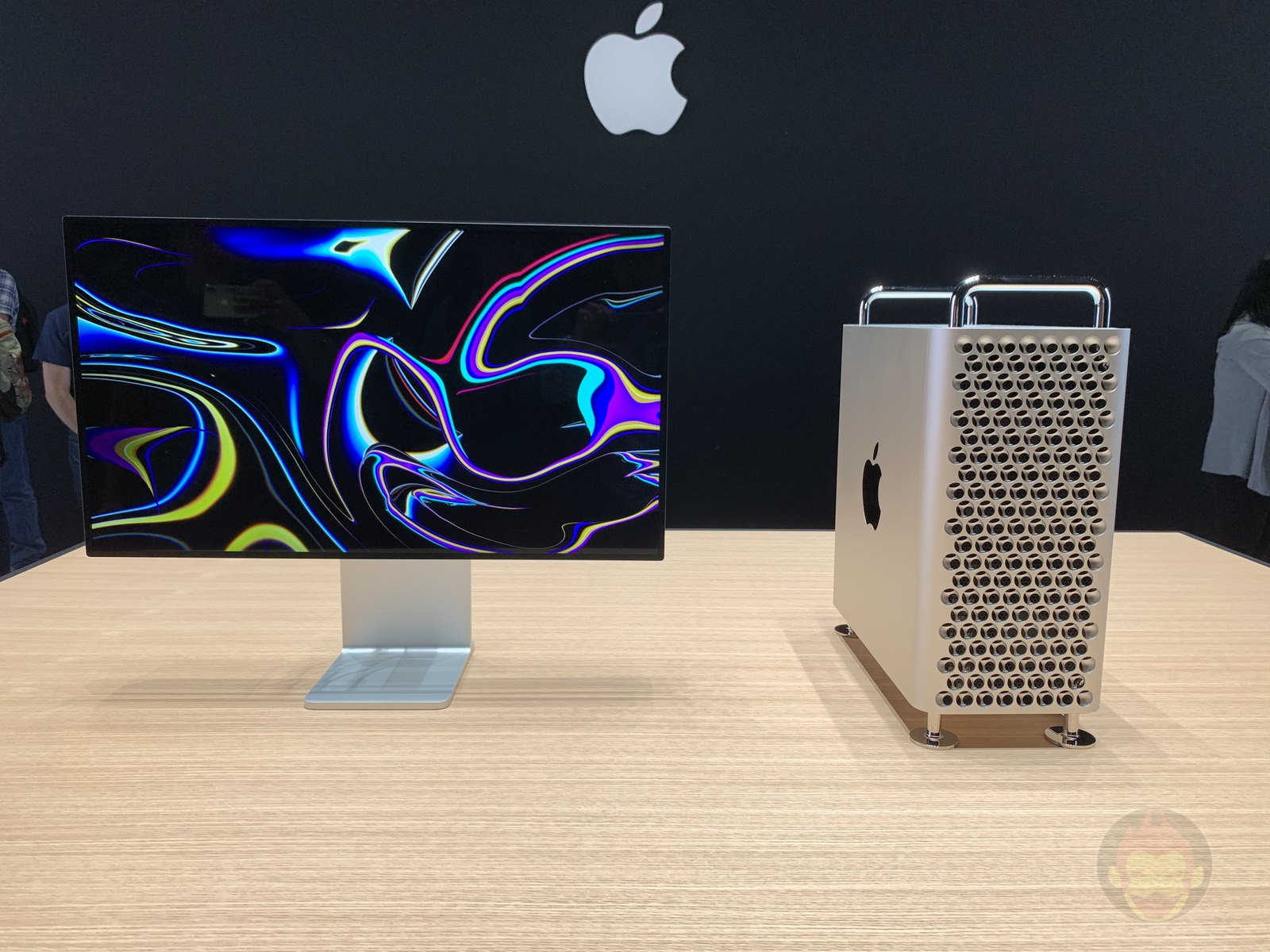 Mac Pro 2019 at WWDC19 Hands on 13