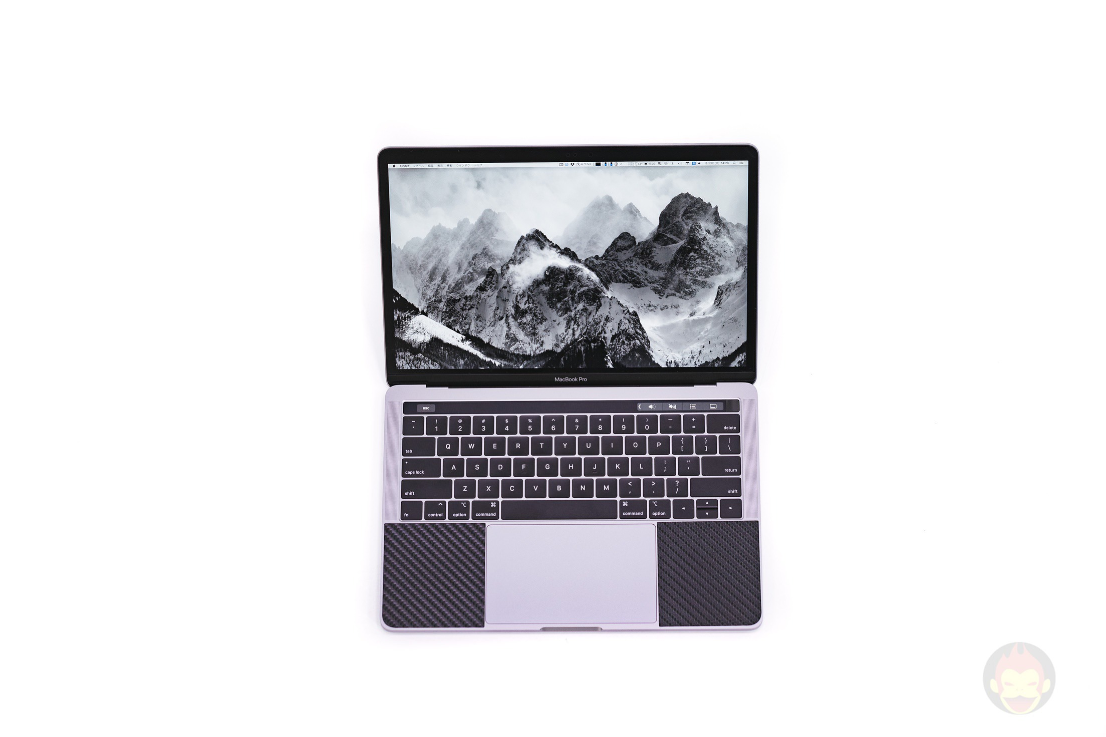 MacBook Pro(2018) 13inch Review 08