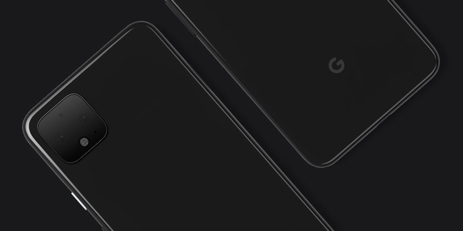 New Pixel 4 images shown by google