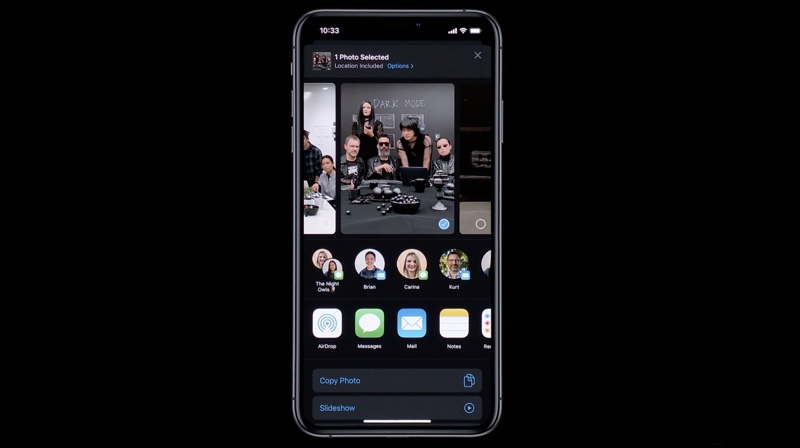 WWDC 2019 On Stage 1035
