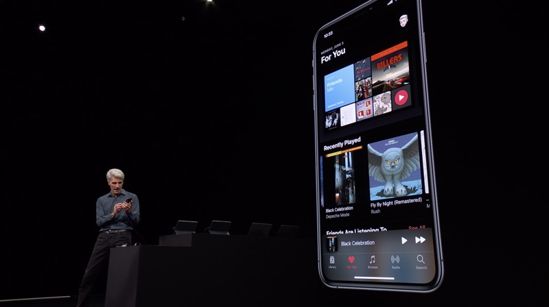 WWDC 2019 On Stage 1044