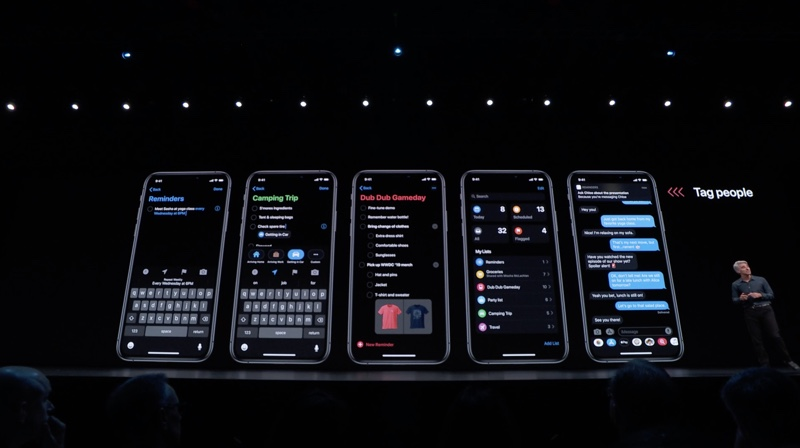 WWDC 2019 On Stage 1097