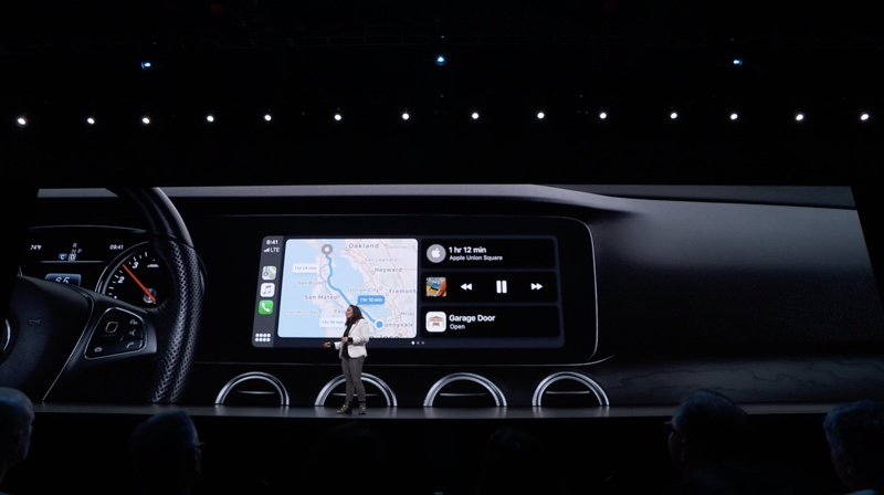 WWDC 2019 On Stage 1796