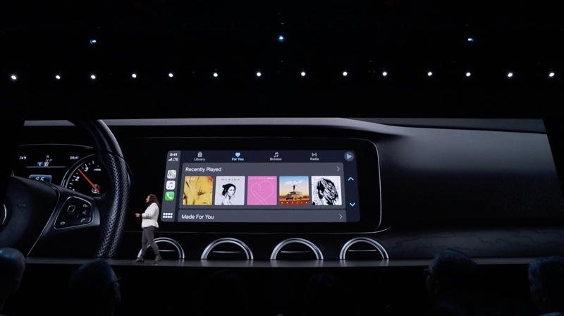 WWDC 2019 On Stage 1800