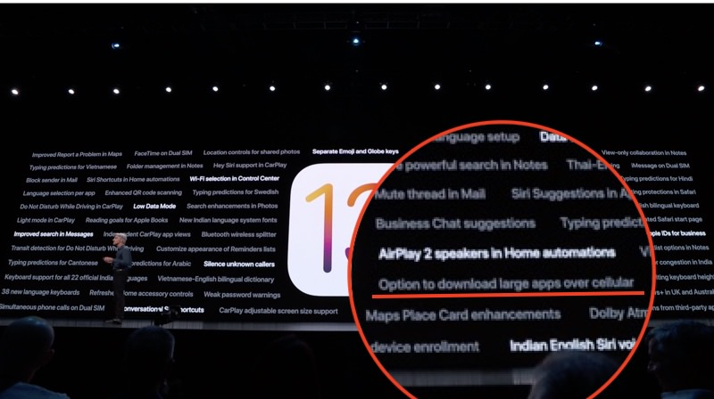 WWDC 2019 On Stage 1892