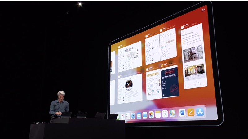 WWDC 2019 On Stage 2009