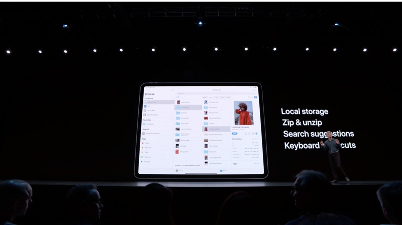 WWDC 2019 On Stage 2089