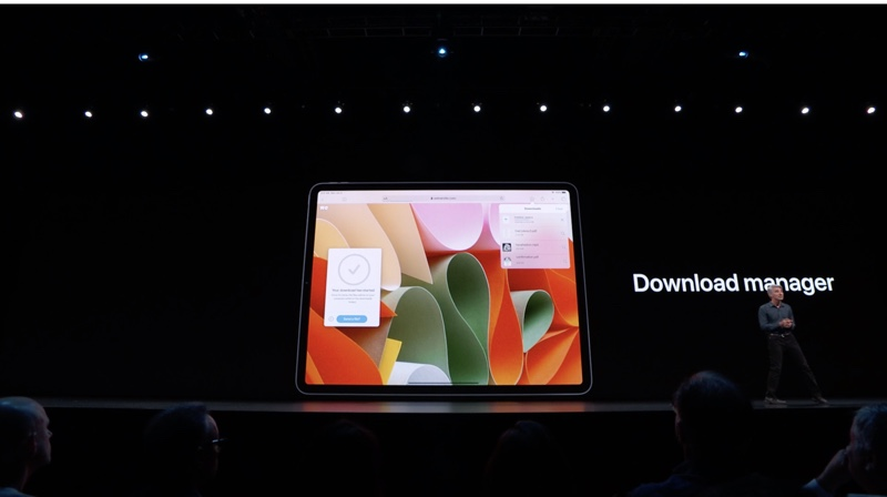 WWDC 2019 On Stage 2124