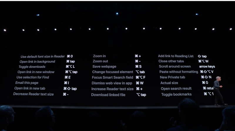WWDC 2019 On Stage 2126