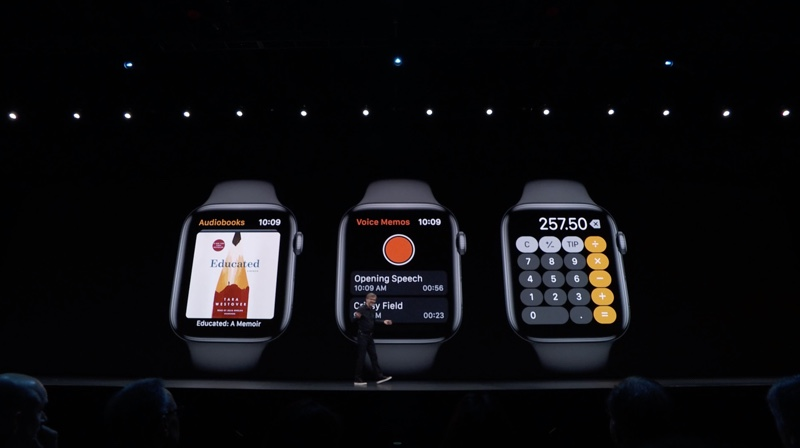 WWDC 2019 On Stage 508