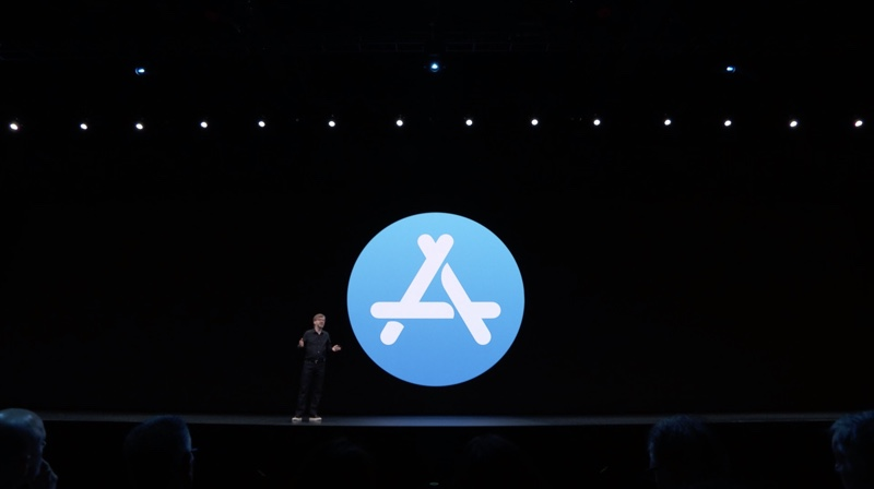 WWDC 2019 On Stage 544