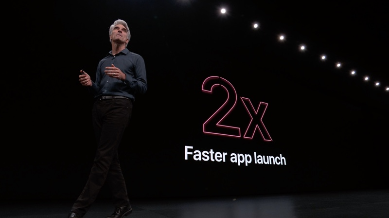 WWDC 2019 On Stage 945
