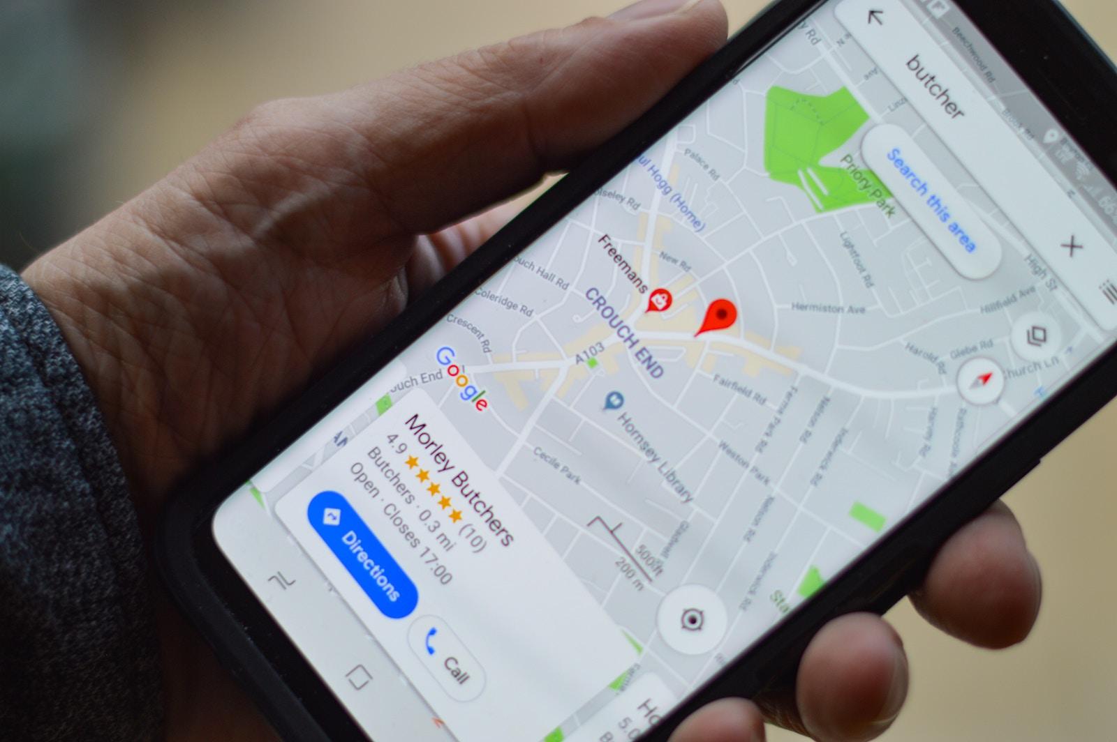 Henry perks BJXAxQ1L7dI unsplash google maps