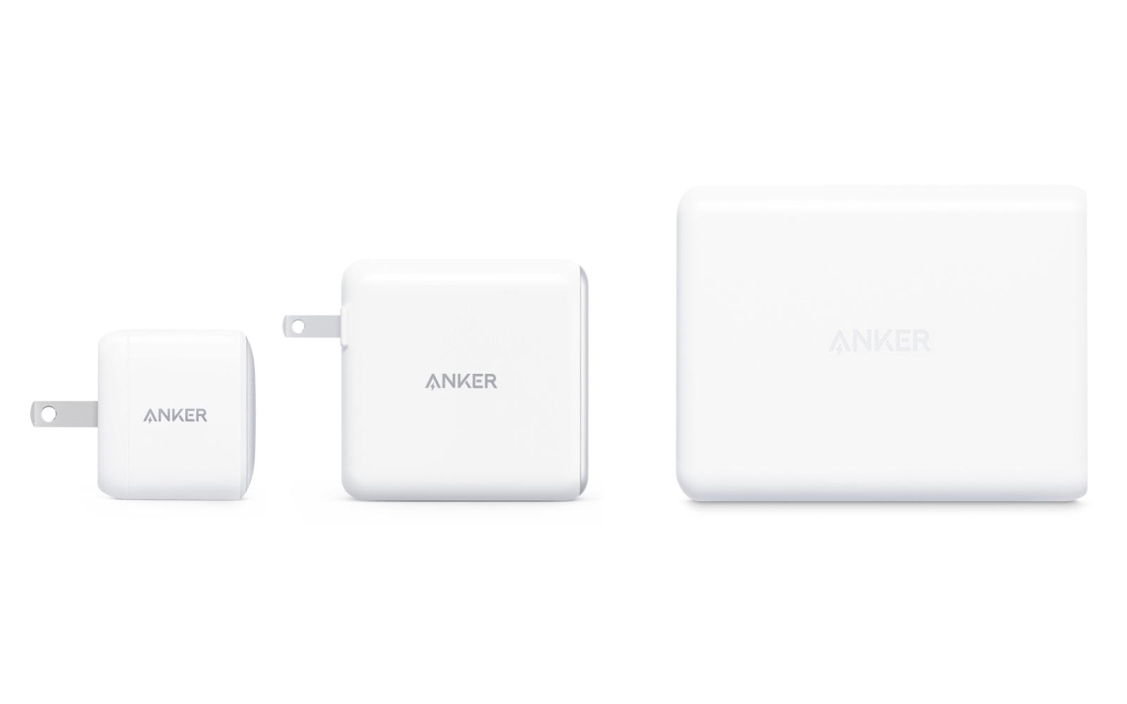 Anker GaN Series on Apple Store