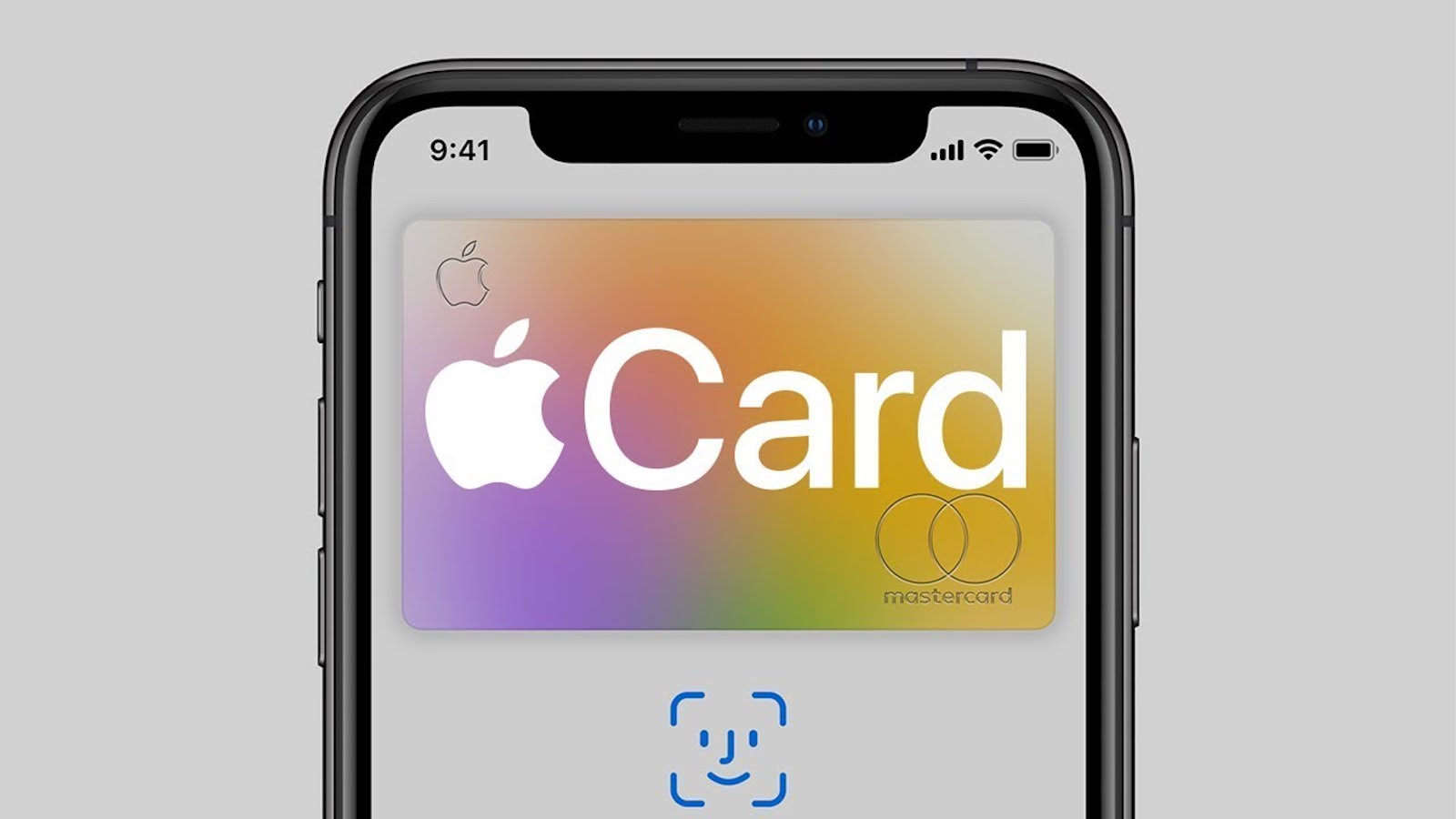 Apple Card Top