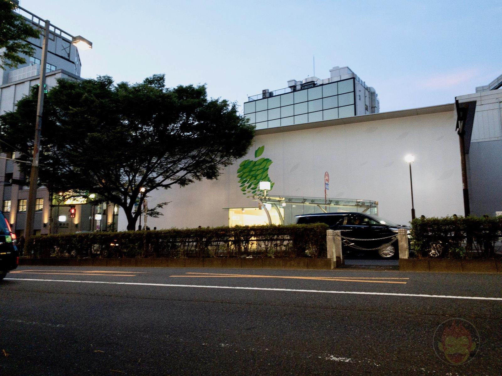 Apple Store Omotesando Basement floor renewal 03