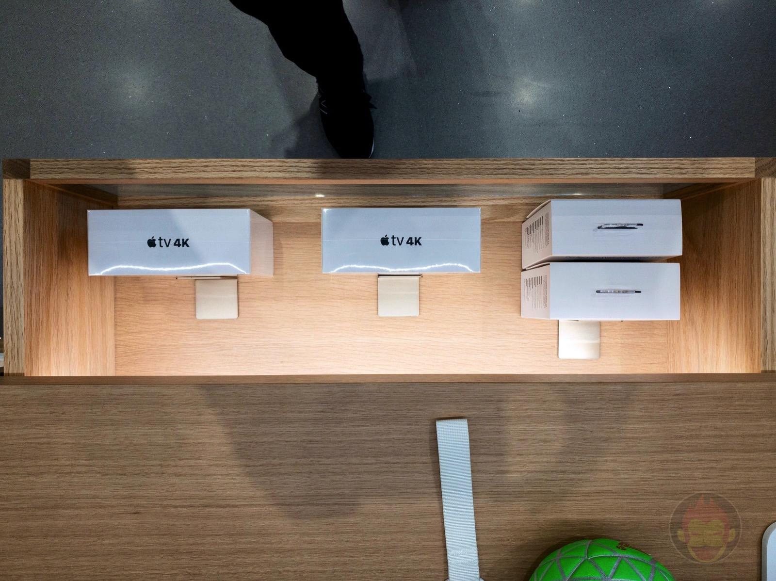 Apple Store Omotesando Basement floor renewal 11