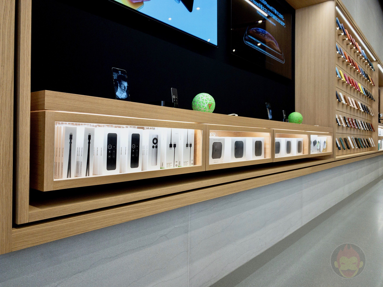 Apple Store Omotesando Basement floor renewal 12