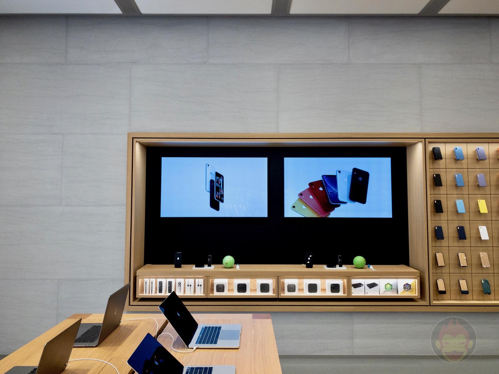 Apple Store Omotesando Basement floor renewal 15