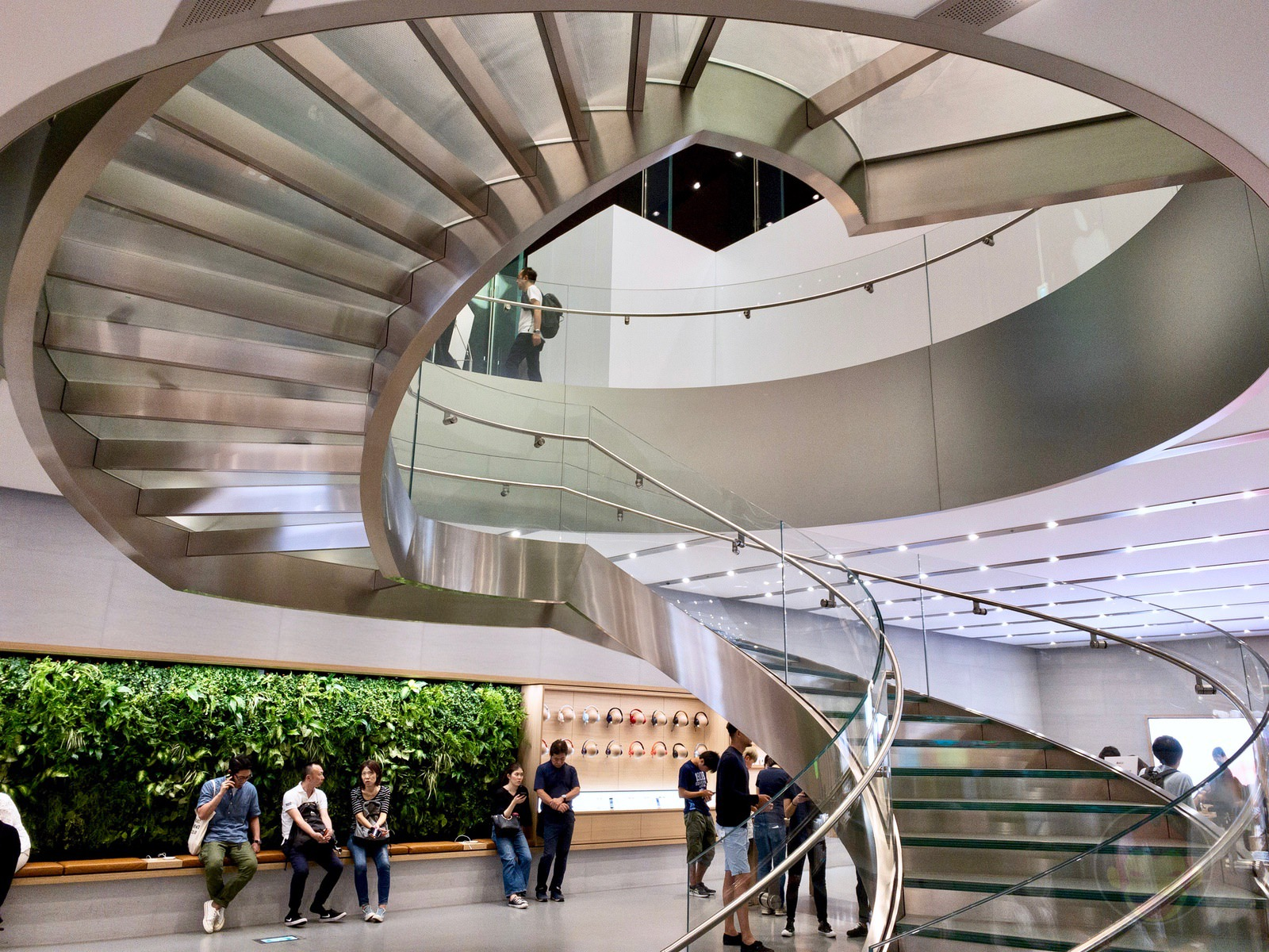 Apple Store Omotesando Basement floor renewal 20