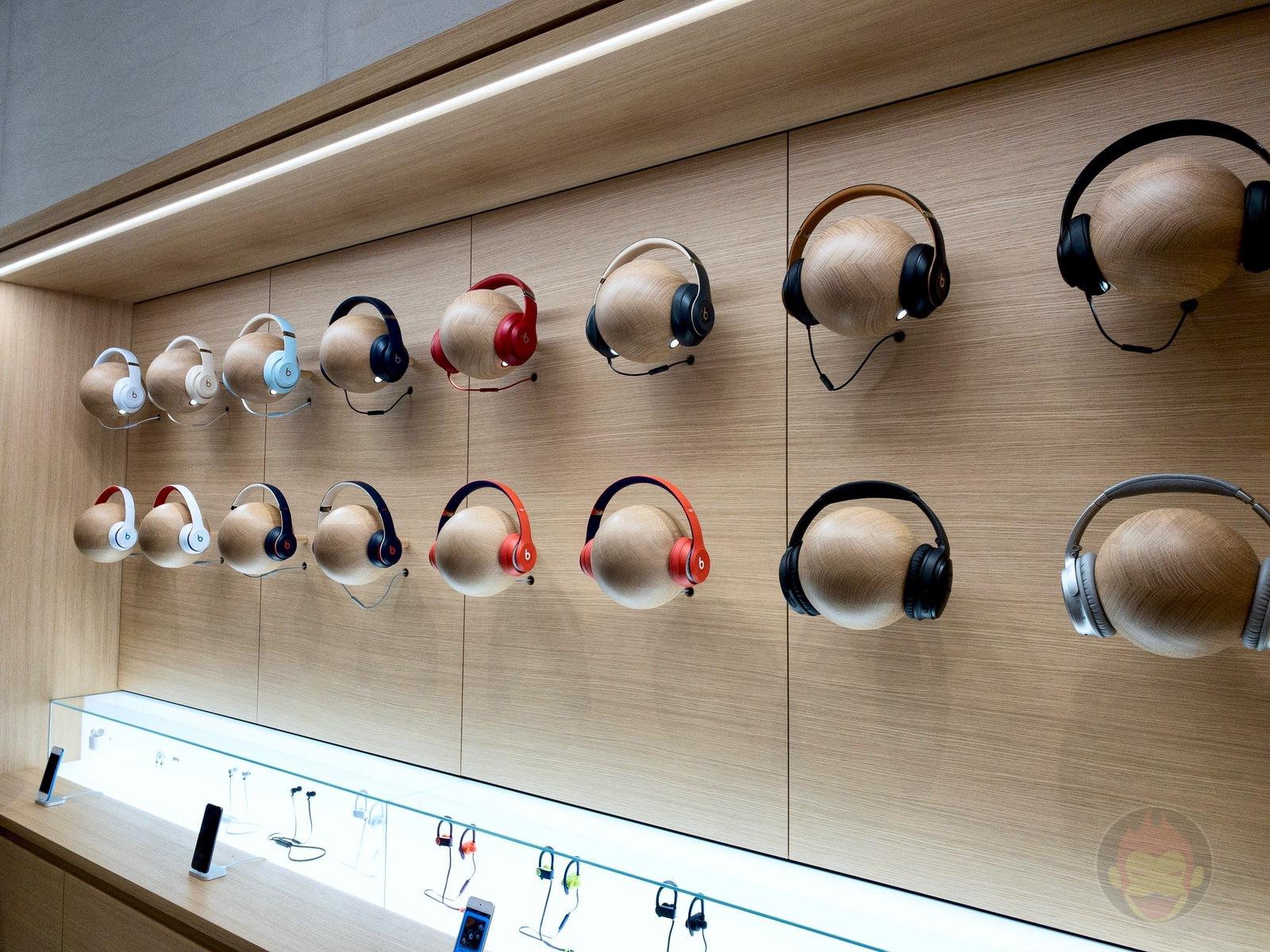 Apple Store Omotesando Basement floor renewal 27