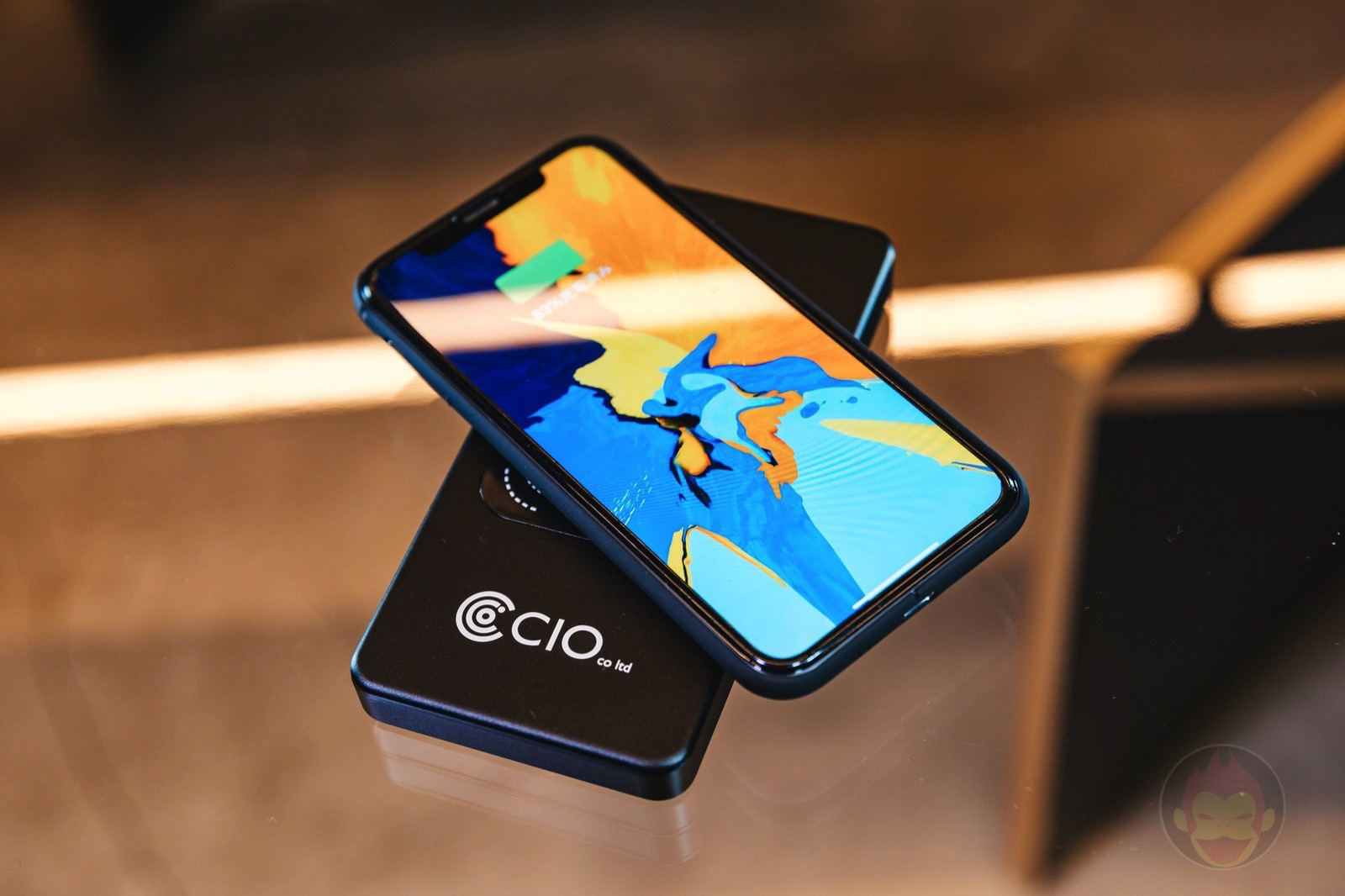 CIO Wireless charging compatible mobile battery review 18