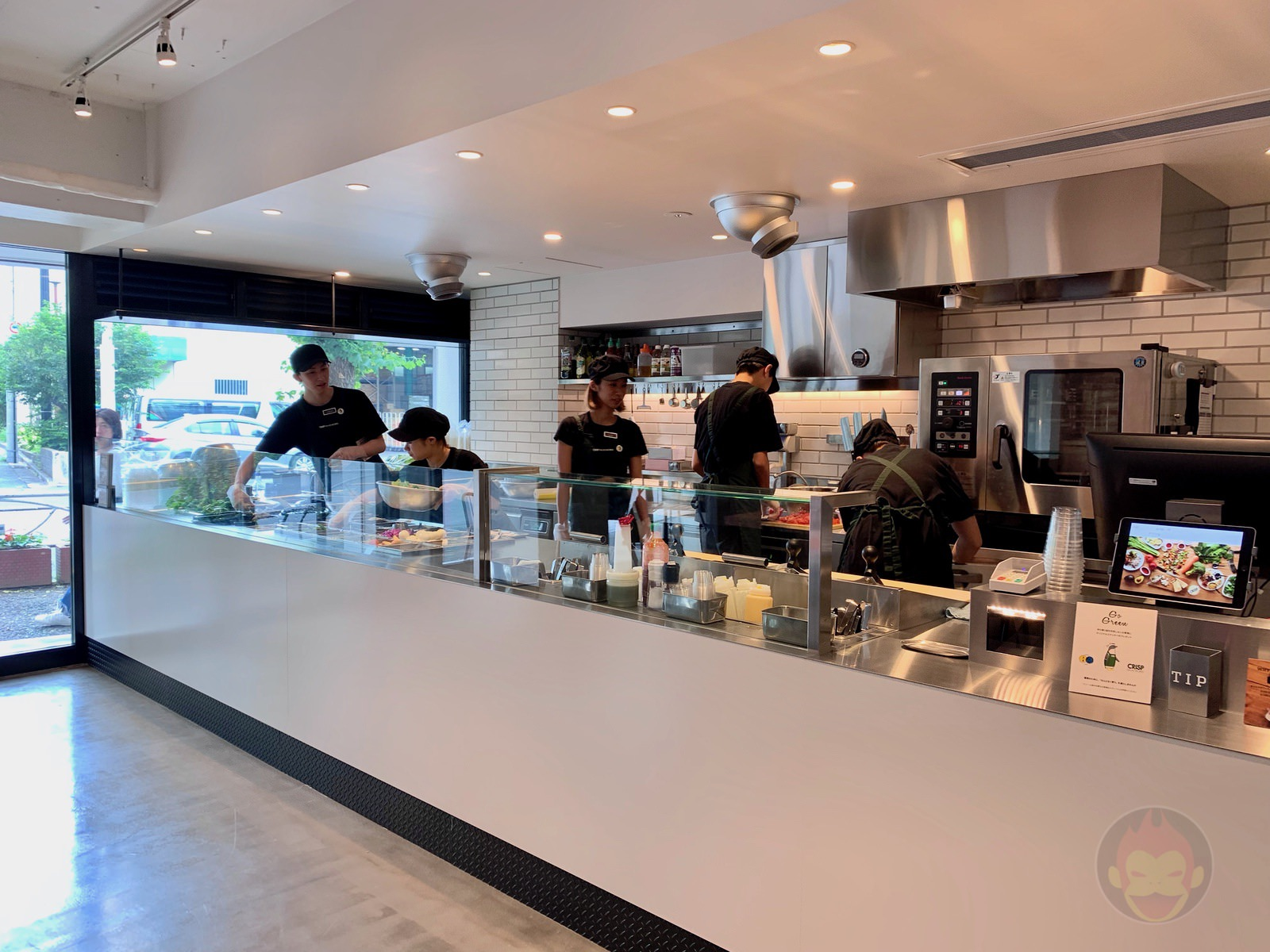 Crisp Salad Works Komazawa 05