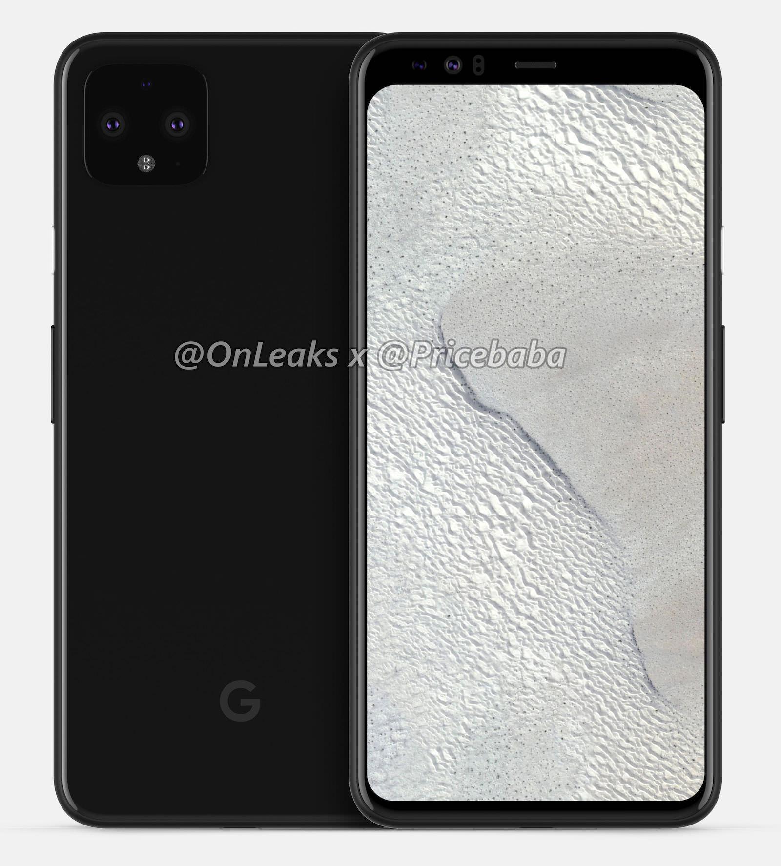 Google Pixel 4 XL 5K 1