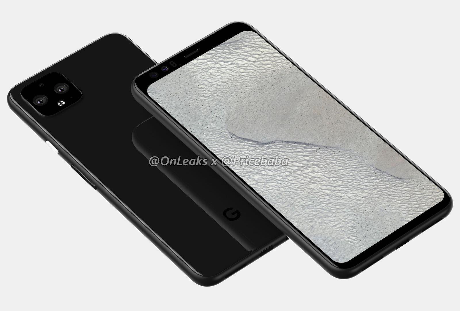 Google Pixel 4 XL 5K 2