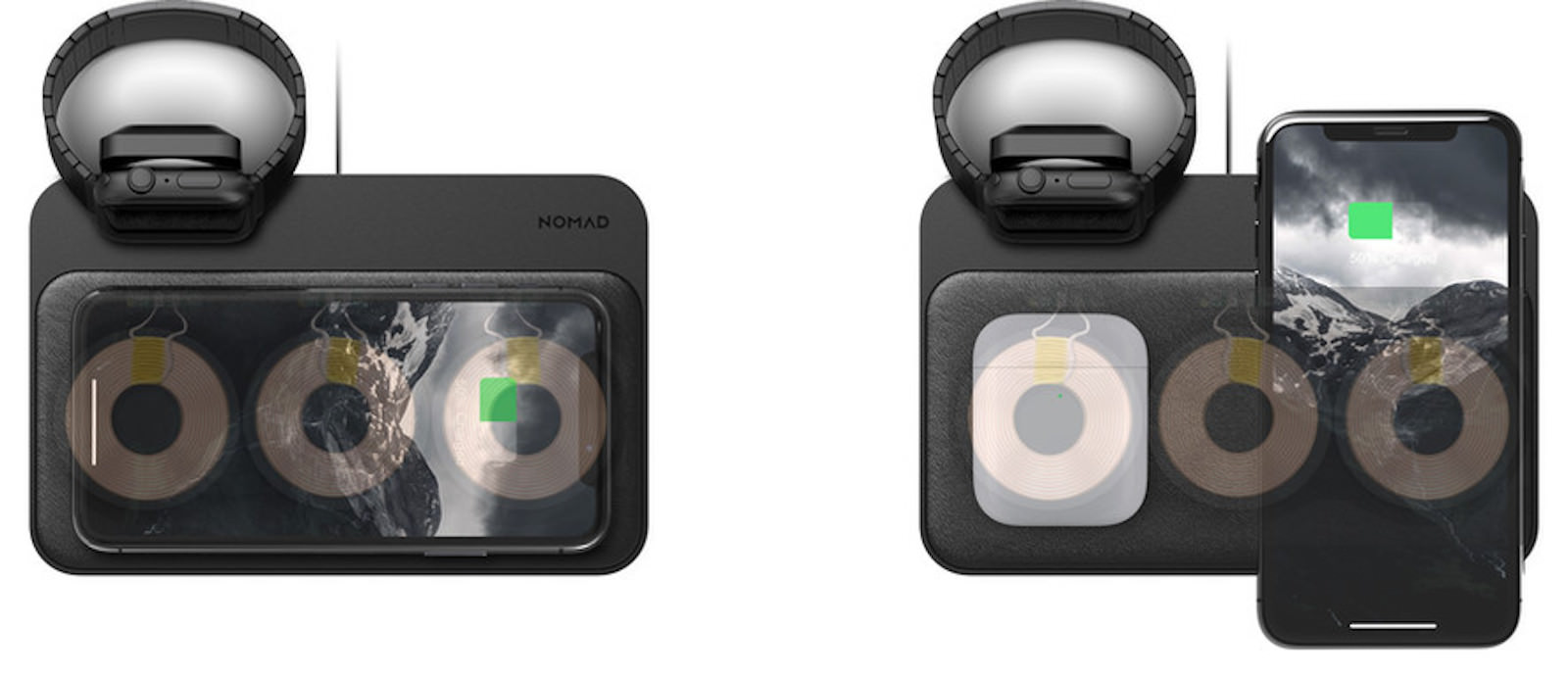 Nomad Base Station apple watch edition 1