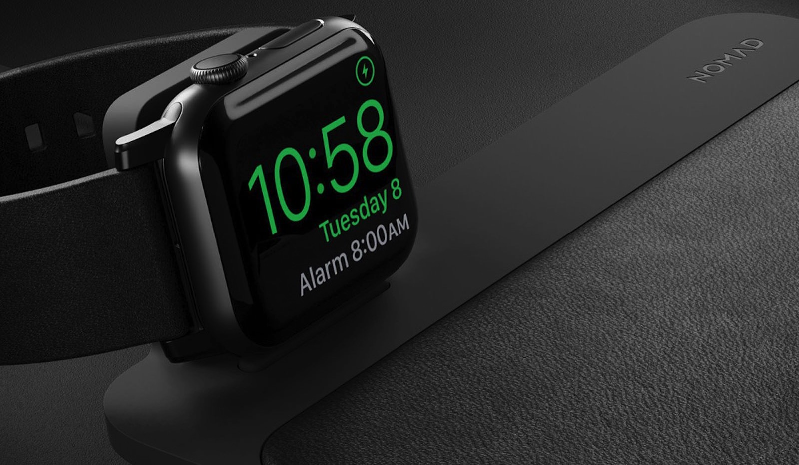 Nomad Base Station apple watch edition 2
