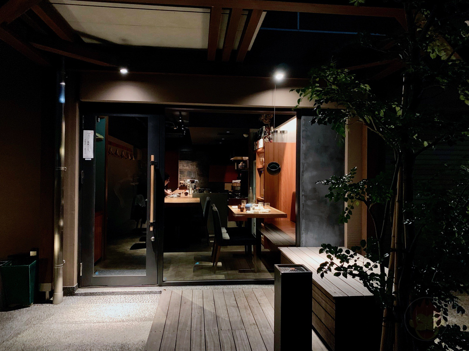 恵比寿にある日本酒バー「酒家 の元」