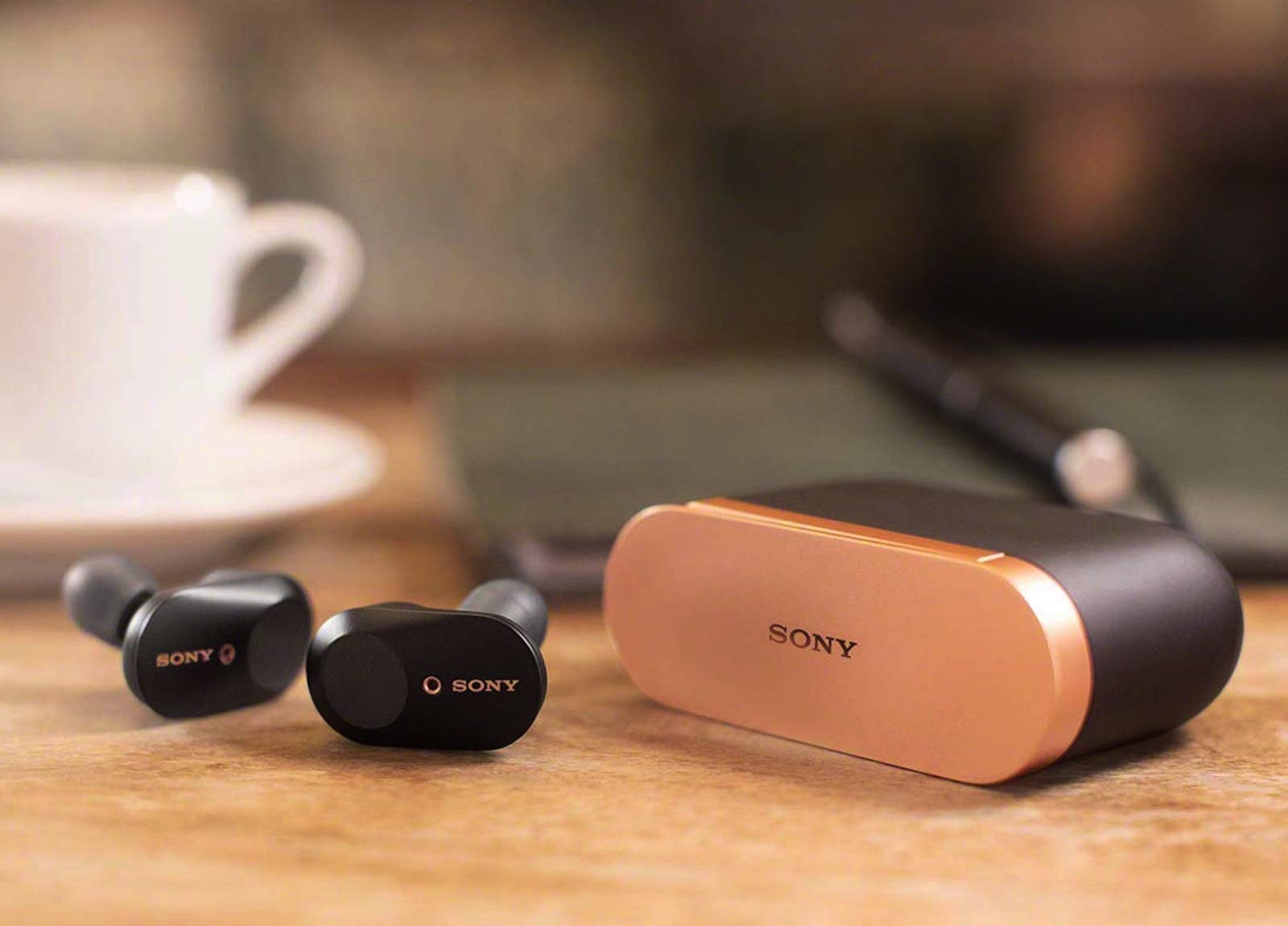 Sony WF 1000XM3 Wireless Earphones 1