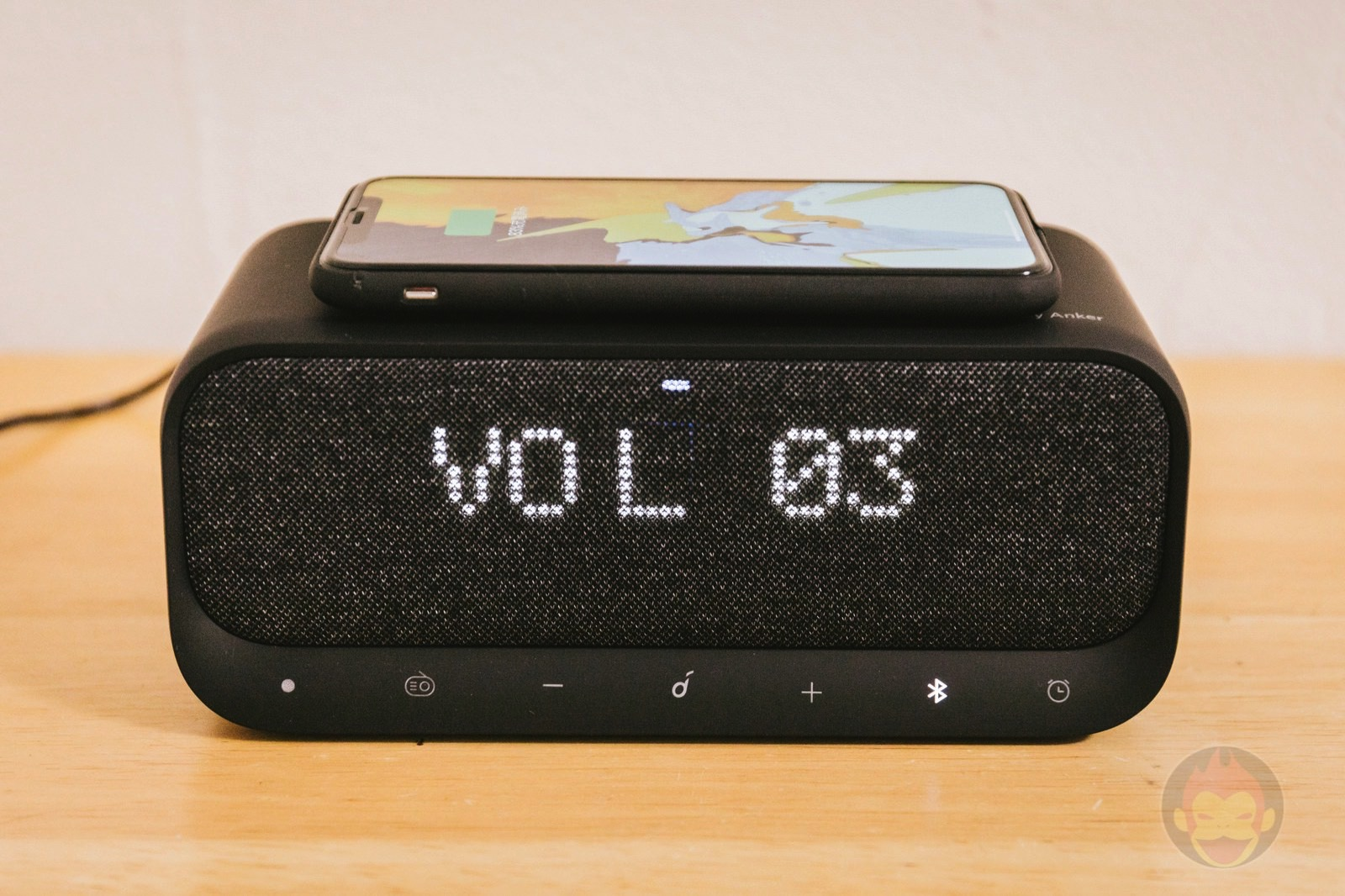 Soundcore Wakey Alarm Clock Speaker Review 06