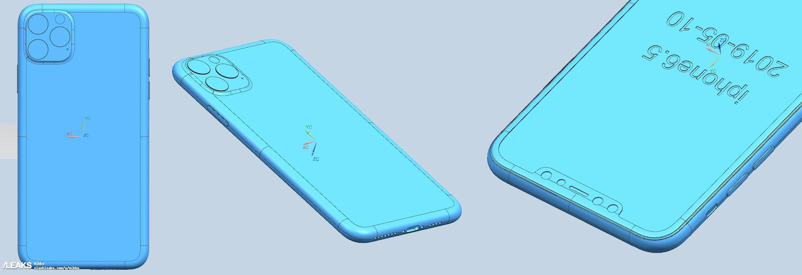 Iphone xi max cad