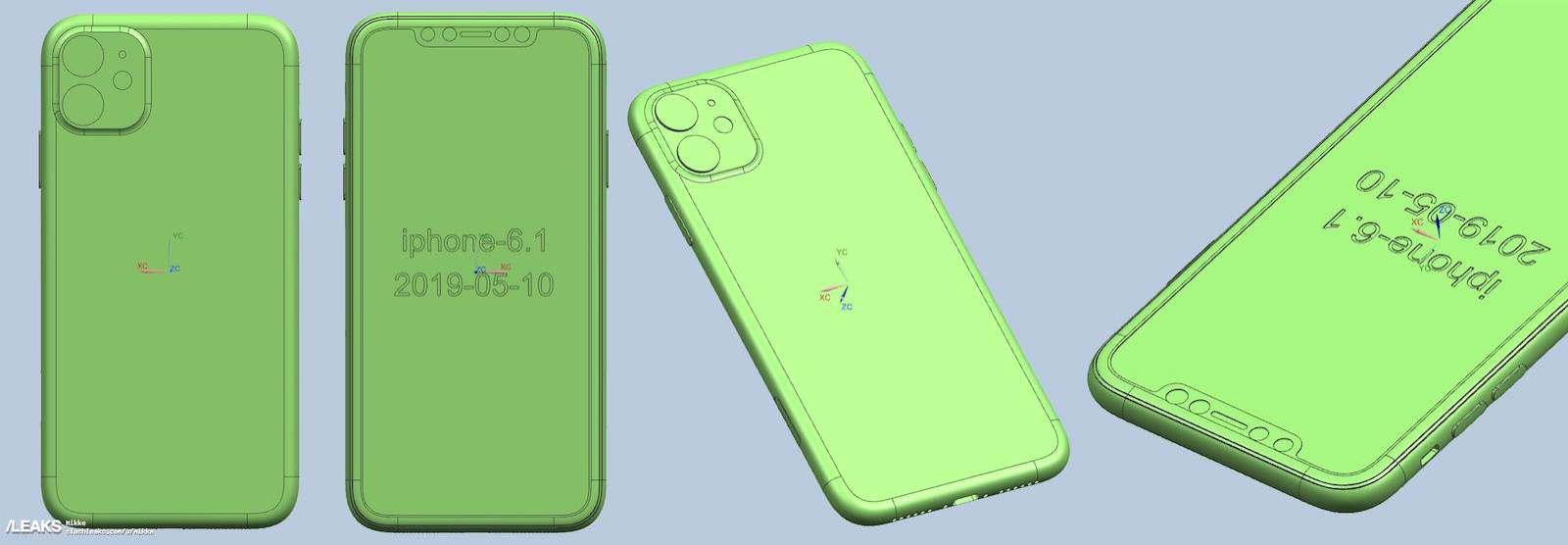 Iphone xir cad