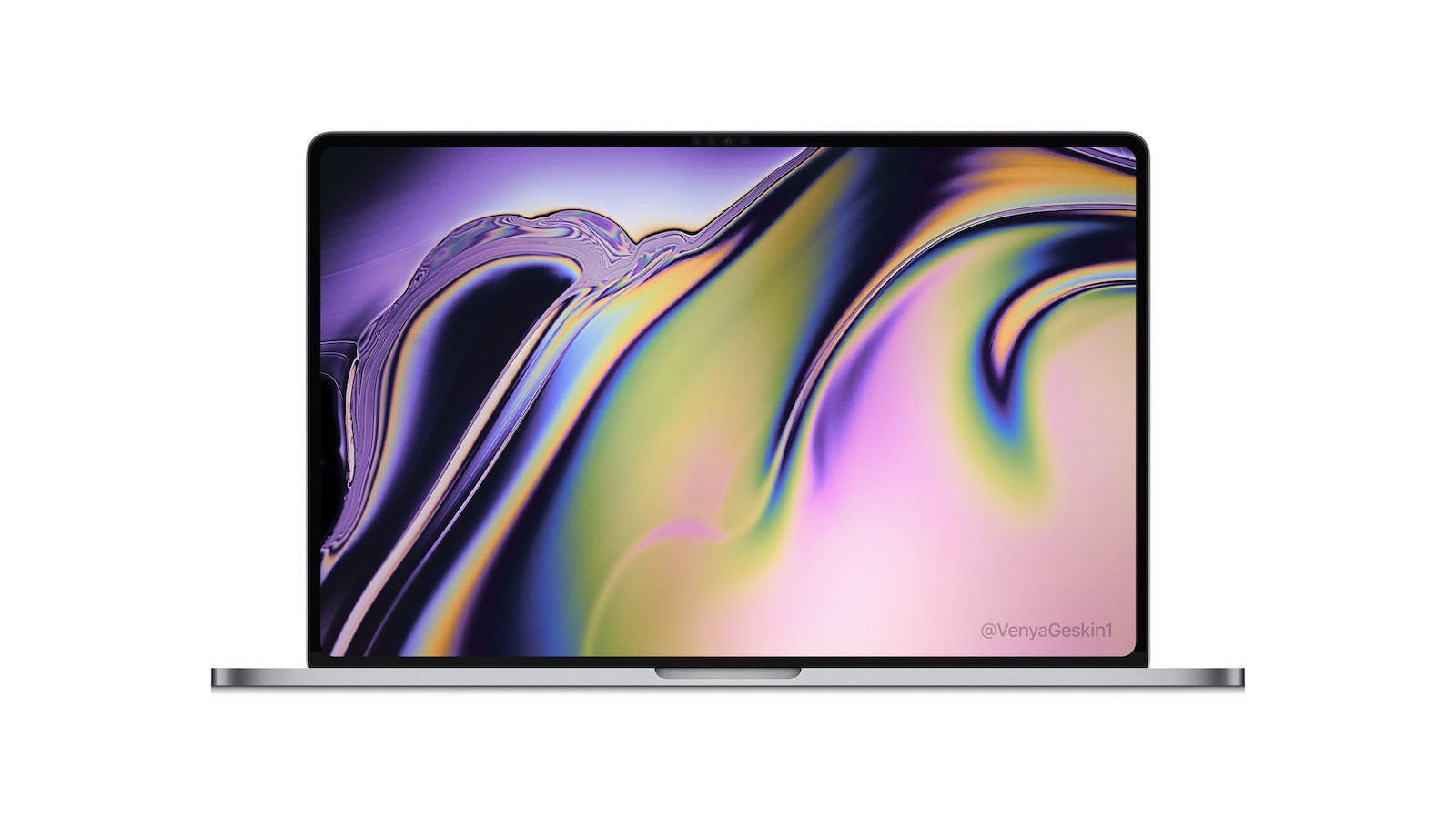 Macbook pro 2020 16inch concept