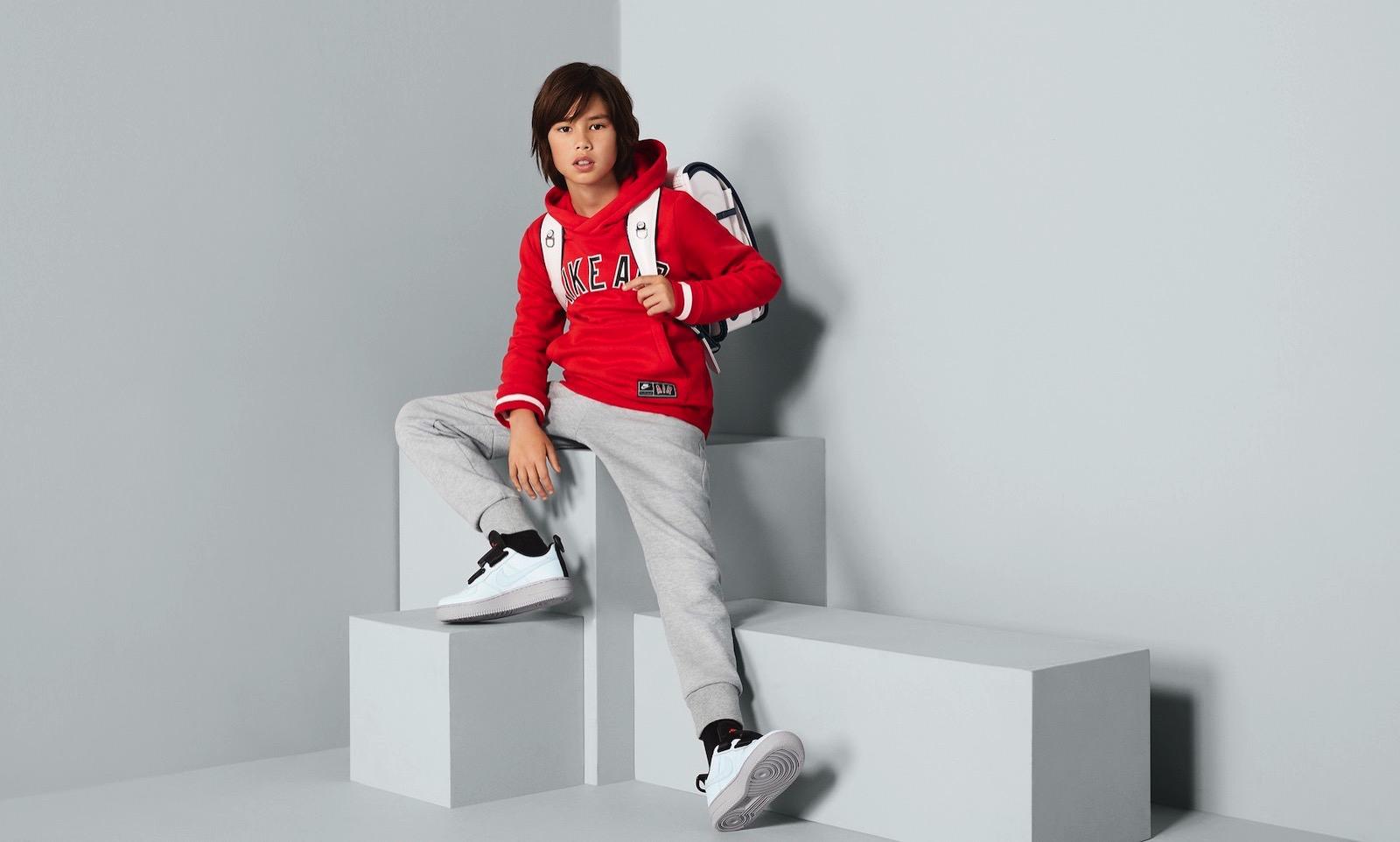 Nike rundsell model 1