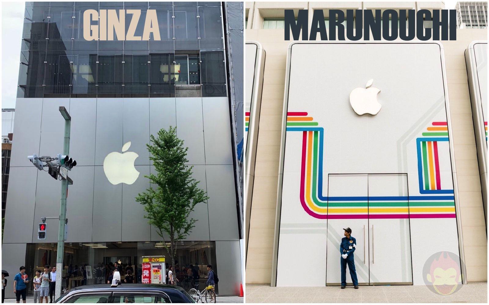 A Walk to Ginza to Marunouchi
