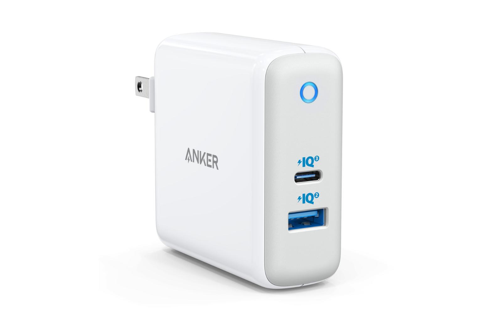 Anker PowerPort Atom III Two Ports 1