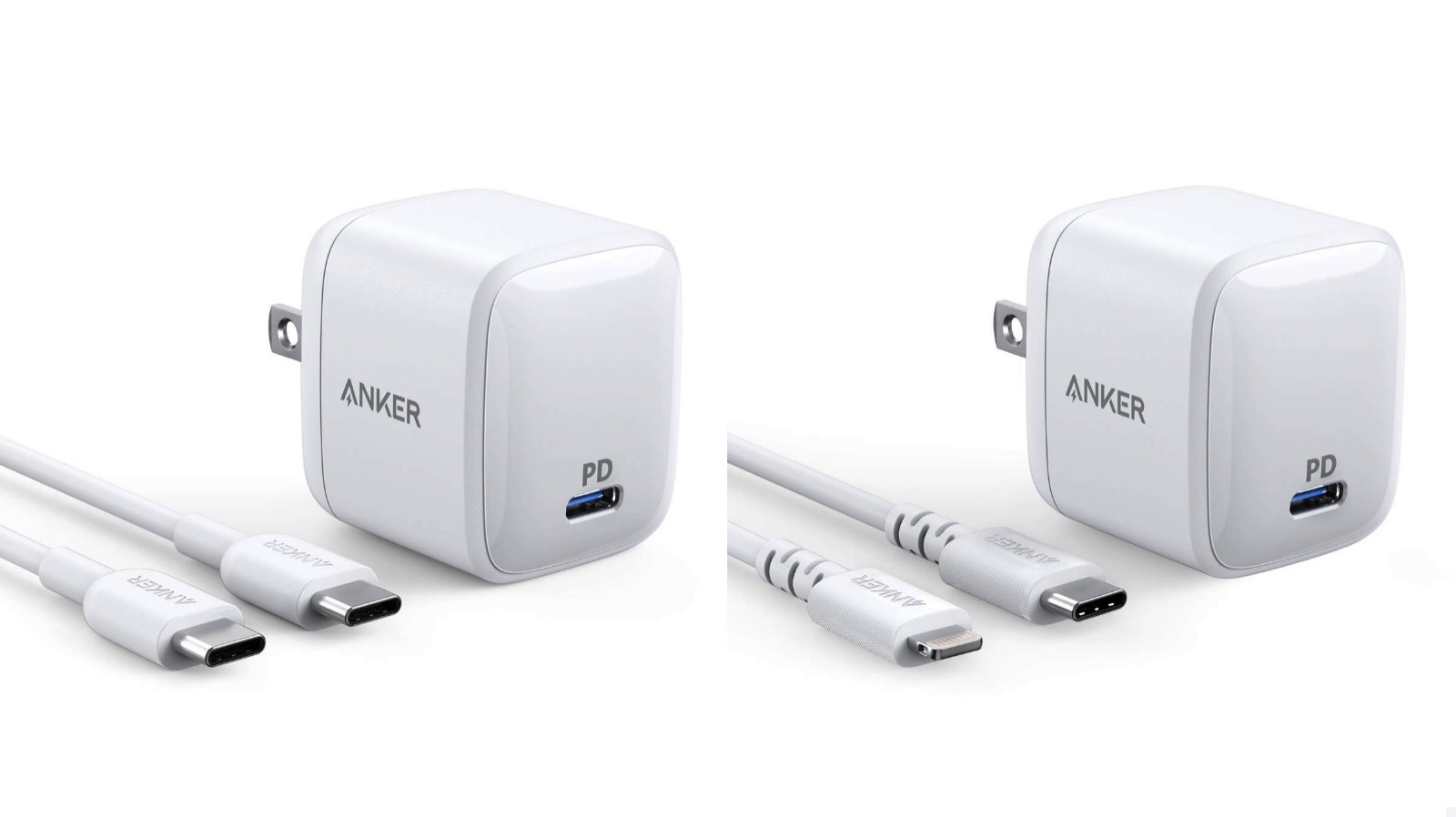 Anker PowerPort Atom PD1 set