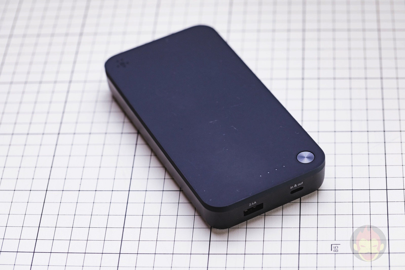 Belkin Boost Charge Mobile Battery 20100mAh Review 01