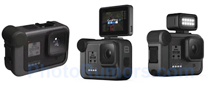 GoPro 8 camera rumors