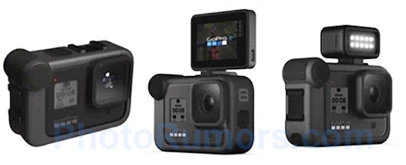 GoPro 8 camera rumors