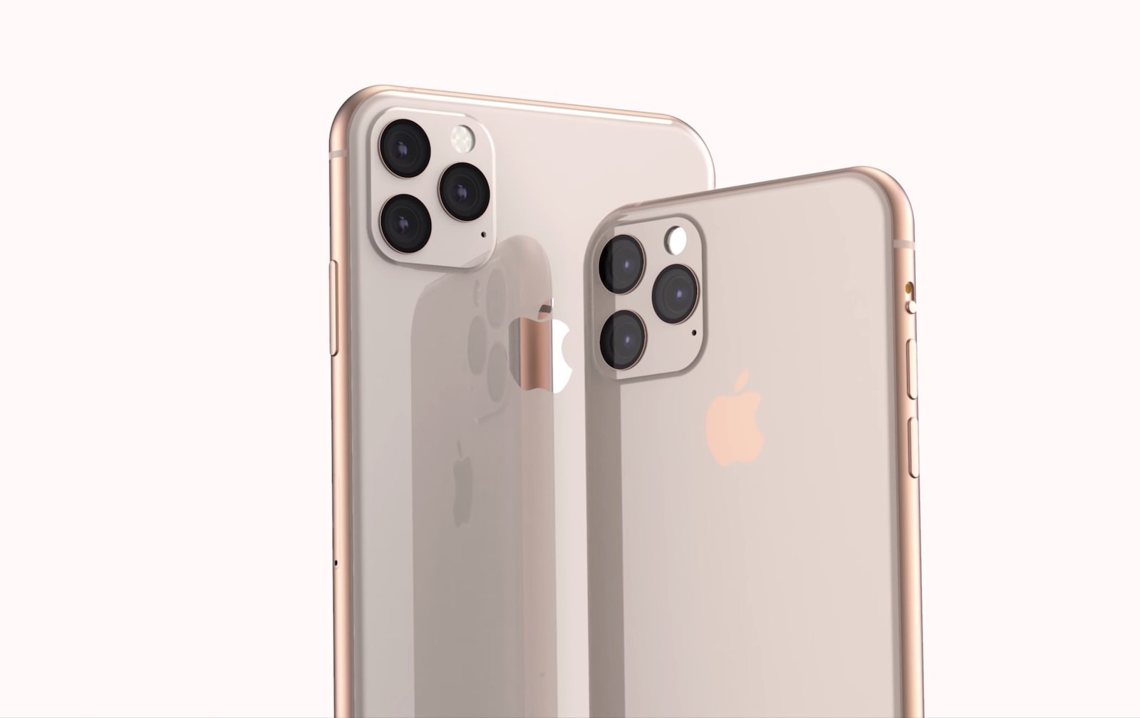 Iphone 11 pro concept models
