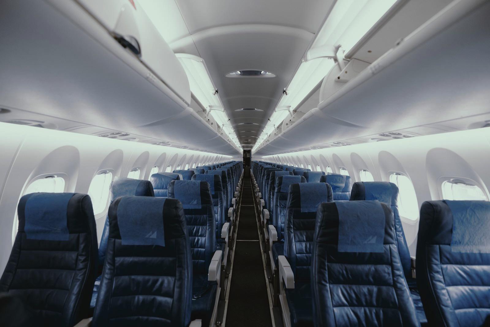 Jc gellidon 1g3qVp7ynX4 unsplash airline seats