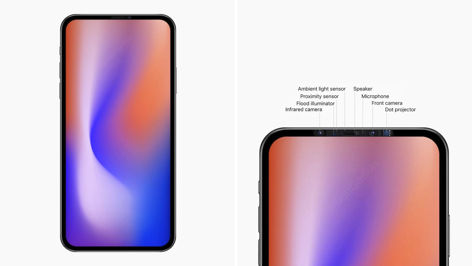 6 7 inch display on next iphone 2020